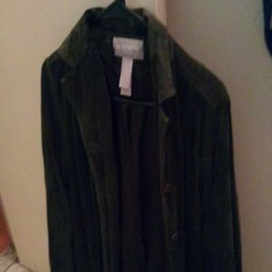 Worn once, no flaws to date......jacket or blazer